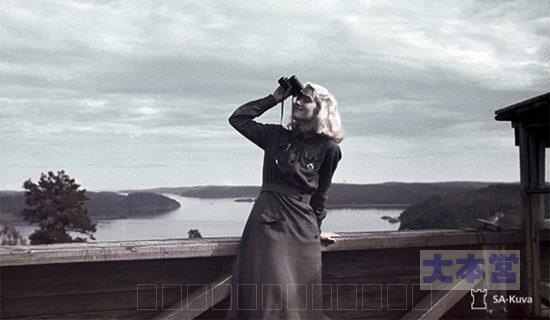 コレはフィンランド軍が撮影した宣伝用の写真