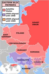 東欧衛星国