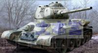 T34-85冬迷彩
