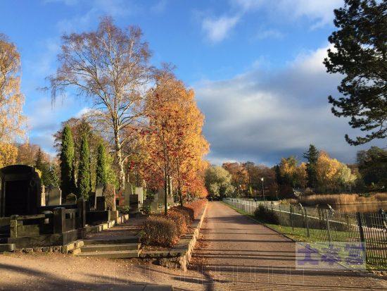 ヒエタニエミ墓地