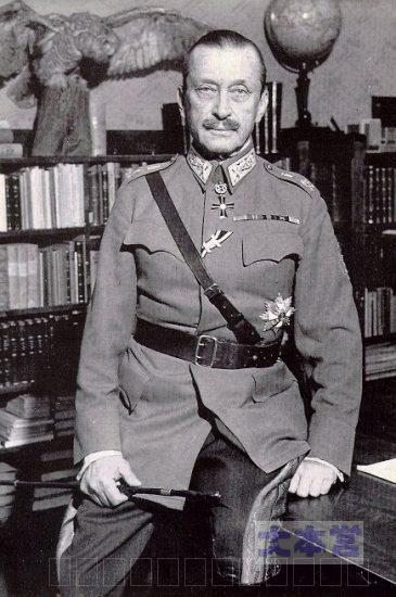 マンネルヘイム元帥冬戦争時ミッケリにて