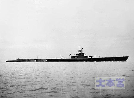 ガトー級潜水艦「バーブ」